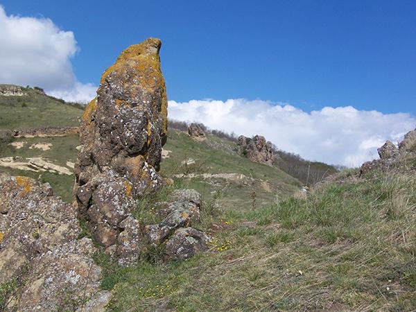Puy Mardou à La Roche Blanche