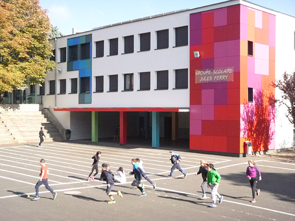 Ecole J. Ferry à La Roche Blanche
