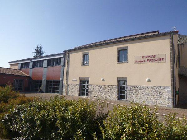 salle Polyvalente - Espace J. Prévert à La Roche Blanche